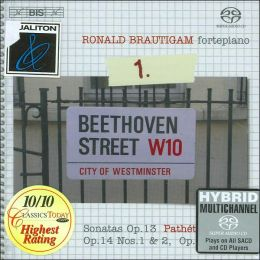 Beethoven: Complete Works for Solo Piano, Vol. 1