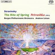 Stravinsky: The Rite of Spring; Petrushka (1911)