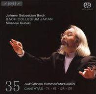 Bach: Cantatas, Vol. 35 - BWV 74, 87, 128, & 176
