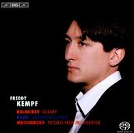 Freddy Kempf Plays Balakirev, Ravel & Mussorgsky