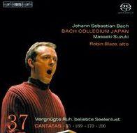 Bach: Cantatas, Vol. 37