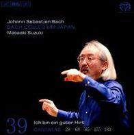 Bach: Cantatas, Vol. 39