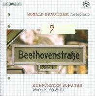 Beethoven: Kurfürsten Sonatas, WoO 47, 50 & 51