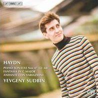 Haydn: Piano Sonatas Nos. 47, 53 & 60; Fantasia; Andante con variazioni