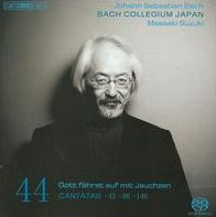 Bach: Cantatas, Vol. 44