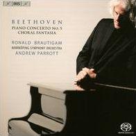 Beethoven: Piano Concerto No. 5; Choral Fantasia