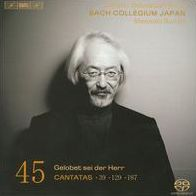 Bach: Cantatas, Vol. 45