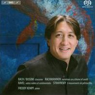 Freddy Kempf Plays Bach, Busoni, Rachmaninov & Others