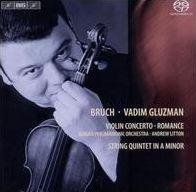 Bruch: Violin Concerto; Romance