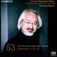 Bach: Cantatas, Vol. 53 - BWV 9, 97 & 177