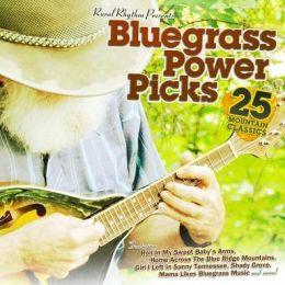 Bluegrass Power Picks: 25 Mountain Classics