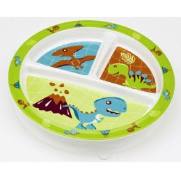 Prehistoric Pals Divided Suction Plate