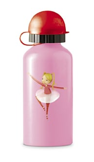 Crocodile Creek Drinking Bottle - Ballerina