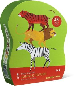 Shaped Tower Puzzle/Jungle