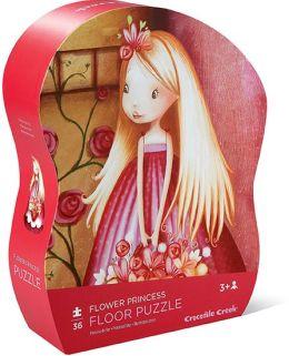 Flower Princess 36 Piece Floor Puzzle