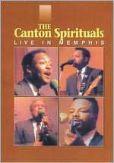 Video/DVD. Title: The Canton Spirituals: Live in Memphis