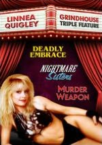 Linnea Quigley Grindhouse Triple Feature