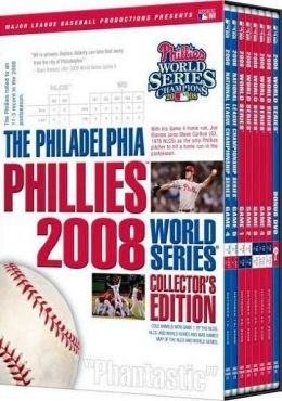 Philadelphia Phillies 2008 World Series Collector's Edition