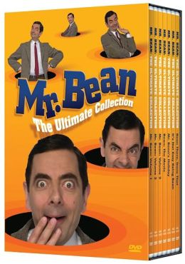 Mr. Bean - The Ultimate Collection