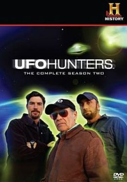 Ufo Hunter: Complete Season 2