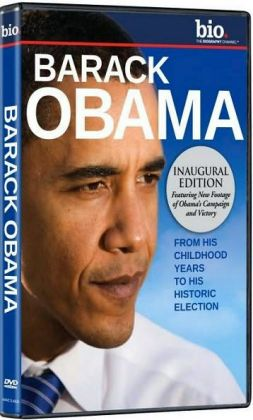 Biography: Barack Obama - Inaugural Edition
