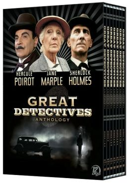 Great Detectives Anthology (14pc)