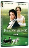 Video/DVD. Title: Pride and Prejudice