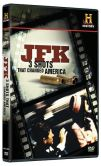Video/DVD. Title: Jfk: 3 Shots That Changed America