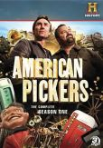 Video/DVD. Title: American Pickers: the Complete Season One