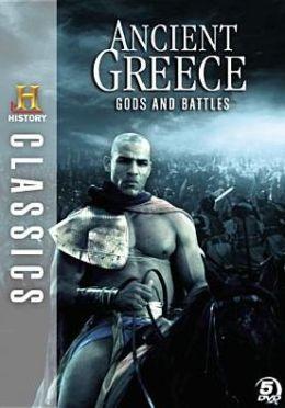 History Classics: Ancient Greece - Gods & Battle