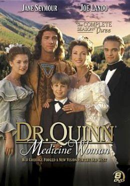 Dr. Quinn, Medicine Woman: the Complete Season 3