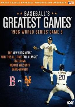 MLB: Baseball's Greatest Games - 1986 World Series Game 6