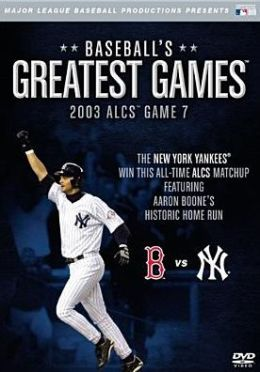 MLB: Baseball's Greatest Games - 2003 ALCS Game 7