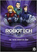 Robotech: New Generation - Third Robotech War