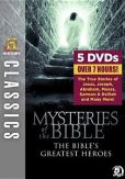 Video/DVD. Title: History Classics: Mysteries Of The Bible: Bible's
