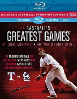 MLB: Baseball's Greatest Games - 2011 World Series Game 6