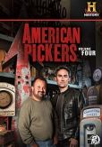Video/DVD. Title: American Pickers 4