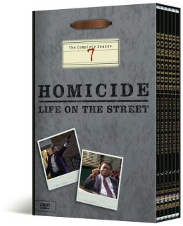 Homicide Life on the Street - The Complete Seventh Season