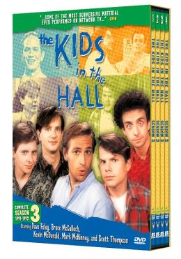 Kids in the Hall: Complete Season 3 (1991-1992)