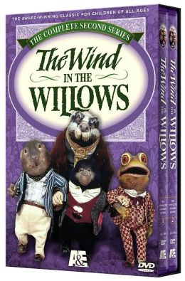 Wind in the Willows: the Complete Second Series