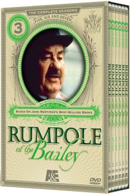 Rumpole of the Bailey - Set 3, Series 5-7