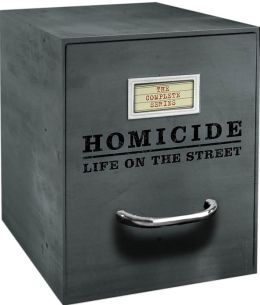 Homicide Life on the Street - The Complete Series