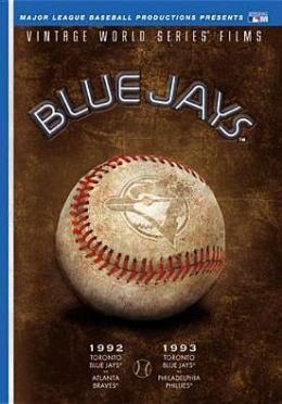 Vintage World Series Films: Toronto Blue Jays 1992 and 1993