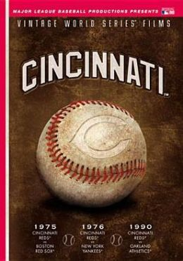 MLB: The Cincinnati Reds Vintage World Series 1975, 1976, 1999