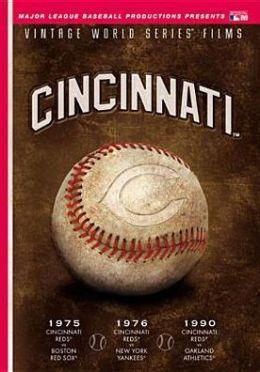MLB: The Cincinnati Reds Vintage World Series 1975, 1976, 1999
