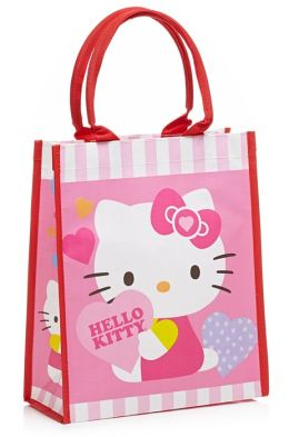 Hello Kitty Valentine's Day Small Shopper Tote
