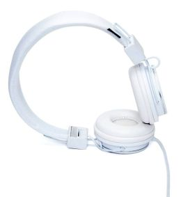 Urbanears Plattan On-Ear Stereo Headphones - White