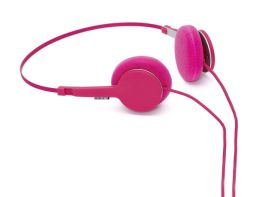 Urbanears Tanto On-Ear Stereo Headphones - Cerise