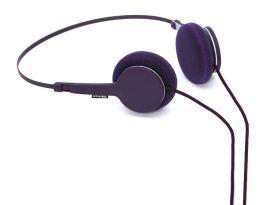 Urbanears Tanto On-Ear Stereo Headphones - Aubergine