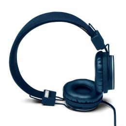 Urbanears Plattan On-Ear Stereo Headphones - Indigo